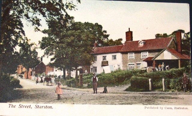 Starston The Street