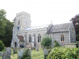 St. Margaret's, Starston