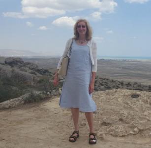 Gobustan Rock Art Landscape - cropped