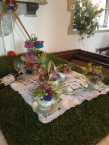 Flower Festival Deb 2