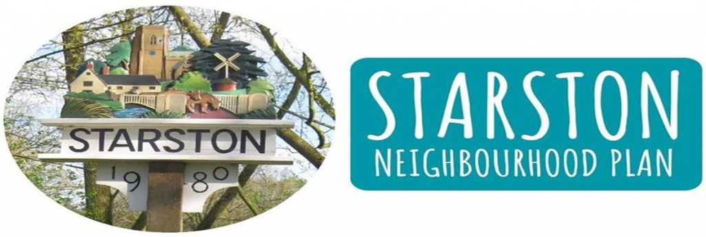 Starston Neighboourhood Plan Logo