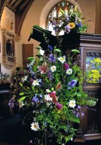 St Margaret's Flower Festival