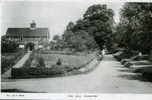 Starston Church Hill