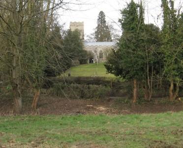 Starston-Church-from-Glebe-Meadow-Gate-2